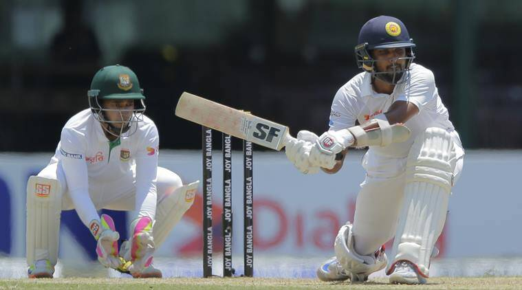sri lanka vs bangladesh, sl vs ban, sri lanka cricket, bangladesh cricket, dinesh chandimal, chandimal, cricket news, cricket