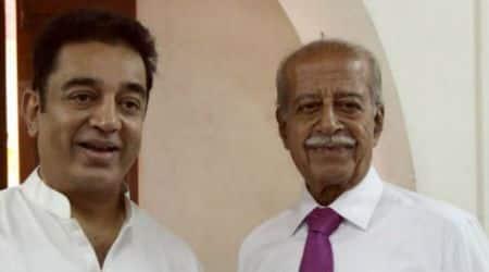 Kamal Haasan brother dead, Kamal Haasan, Kamal Haasan brother, Kamal Haasan brother Chandrahasan, Chandrahasan, Chandrahasan pics