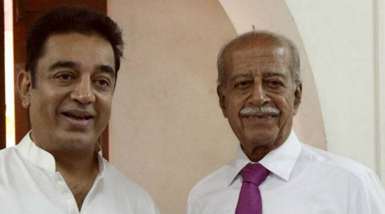 Kamal Haasan's Brother Dies Of Heart Attack