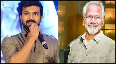 Ram Charan's film with Mani Ratnam on cards
