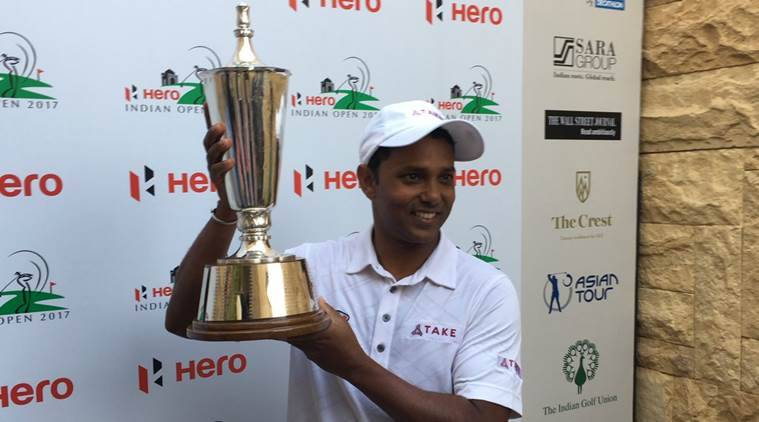 ssp chawrasia, chawrasia, indian open, indian open golf, indian open 2017, golf india, india golf, gold news, golf