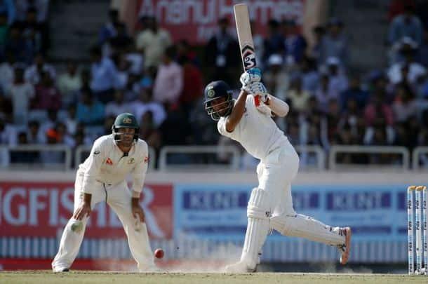 India vs Australia, Ind vs Aus, India vs Australia photos, Pujara, CHeteshwar pujara, Murali Vijay, Kohli, Virat Kohli, Pat Cummins, Cummins photos, Cricket news, Cricket