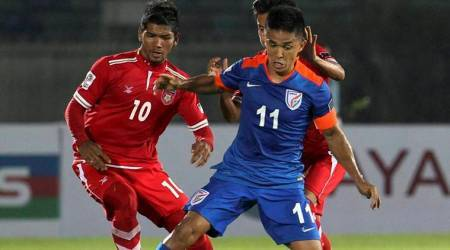 We cannot take the foot off the pedal against Myanmar, says Sunil Chhetri