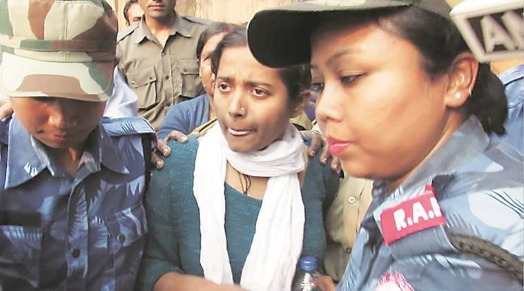 Child trafficking-accused Bengal BJP leader Juhi Chowdhury held near Nepal border