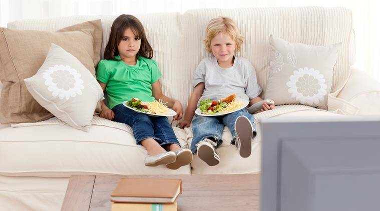 children, children tv, children diabetes, kids watching tv, kids tv, kids diabetes, kids play, children watching tv, lifestyle, indian express, indian express news