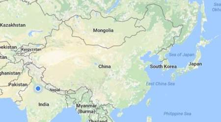 Six killed in poisonous gas leak in China