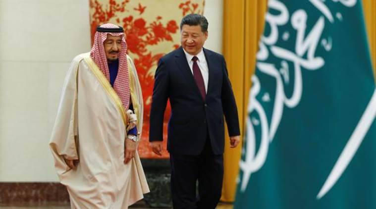 China, China-Saudi Arabia talks, Saudi Arabian King's China visit, Saudi king vists China, China-Saudi Arabia relations, World news, World Business news, Latest news, International news, World news