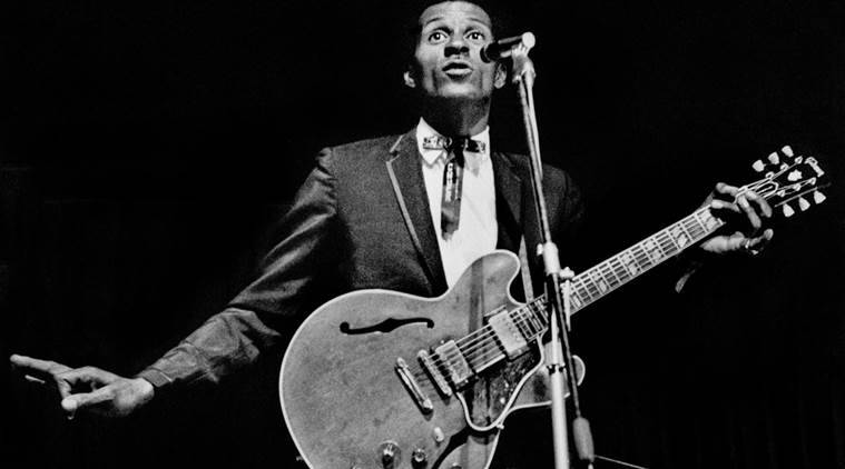 Chuck Berry, Chuck berry dies, chuck berry death, chuck berry news, chuck berry songs, rock n roll, legendary musician chuck berry,