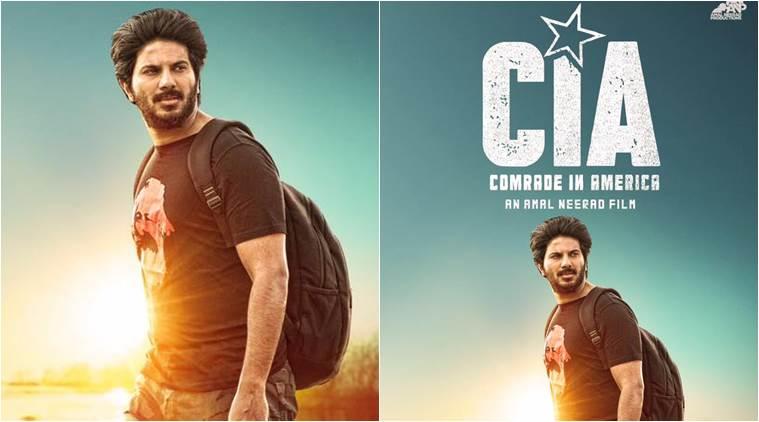 Dulquer Salmaan CIA, Dulquer Salmaan in Comrade in america, dulquer salmaan new poster out, Dulquer Salmaan new movie song, Dulquer Salmaan CIA songs, Dulquer salmaan CIA song list, Dulquer salmaan CIA song Kannil Kannil,