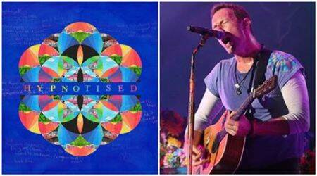 Coldplay has released a track titled 'Hypnotised' from their Kaleidoscope EP
