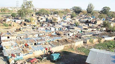'Perception that slum-dwellers involved in majority of crimes is false'