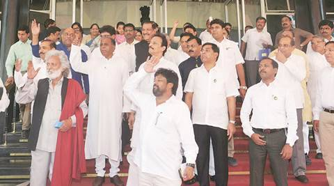 3 days on, Maharashtra govt set to revoke 9-month suspension of 19 Congress, NCP MLAs