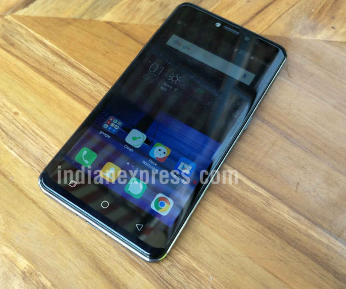 best service f7df9 f2720 Coolpad Note 5 Lite first impressions: Good smartphone but ...