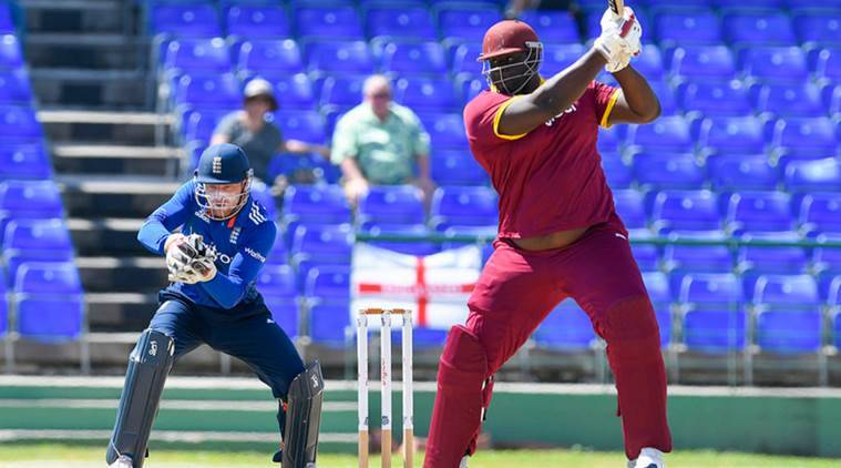 Rakheem Cornwall Cricket West Indies Vs England Wi