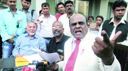 Justice Karnan first HC judge to be sent to jail on contempt of court charge