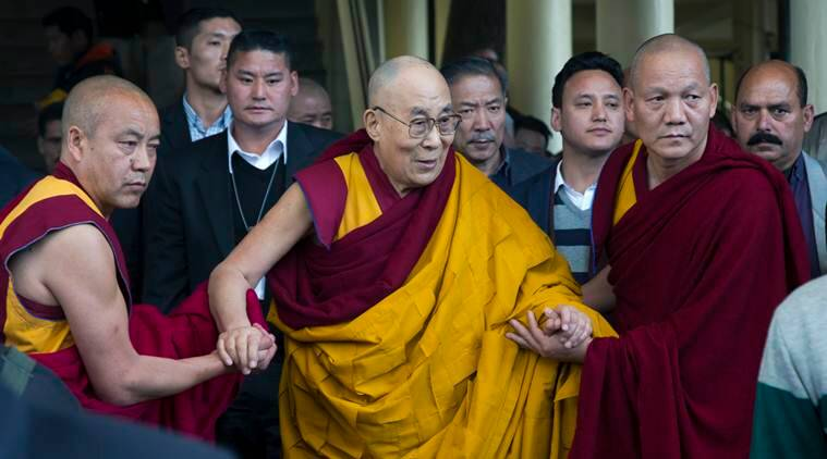 Steven Smith Has a Peace Session With The Dalai Lama