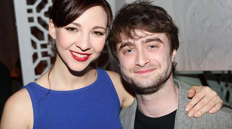 Daniel radcliffe girlfriend 2013