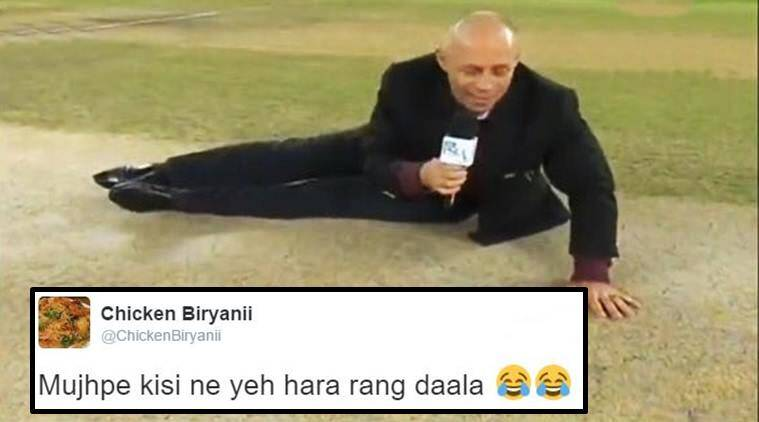 psl. pakistan super league, psl danny morrison, danny morrison funny, danny morrison new zealand, danny morrison commentator pakistan super league, indian express, indian express news