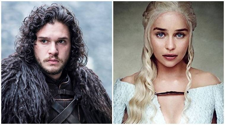 Jon snow, danaerys targaryen, Game of thrones, games of thrones season 7, game of thrones season 7 plot, game of thrones season 7 plot leaked,