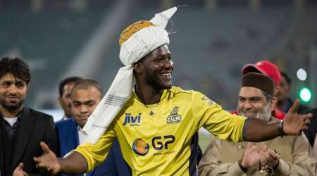 Darren Sammy plays epic April Fool's joke ahead of Pakistan vs Windies T20I