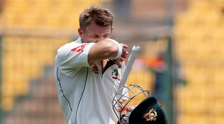 David Warner's comments are pathetic: MarcusTrescothick