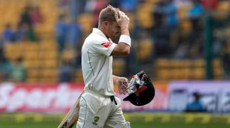 india vs australia, ind vs aus, india vs australia 2017, ind vs aus 2017, David Warner india vs australia, David Warner pune, David Warner bangalore, David Warner bengaluru , R Ashwin, india vs australia second test, ind vs aus second test, ind vs aus 2nd test, india australia test series, cricket news, cricket