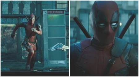 Deadpool 2, Deadpool 2 movie, Deadpool 2 news, Deadpool 2 actors, Deadpool 2 cast, Ryan Reynolds, Ryan Reynolds deadpool 2, deadpool 2 Ryan Reynolds, David Leitch, entertainment news, indian express, indian express news