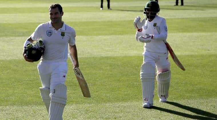 New Zealand vs South Africa, NZ vs SA, SA vs NZ, South Africa vs New Zealand, Dean Elgar, Elgar, Dean Elgar century, Cricket news, Cricket