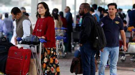 Delhi, Mumbai, 5 other major airports to end stamping, tagging of fliers' hand baggage from April1