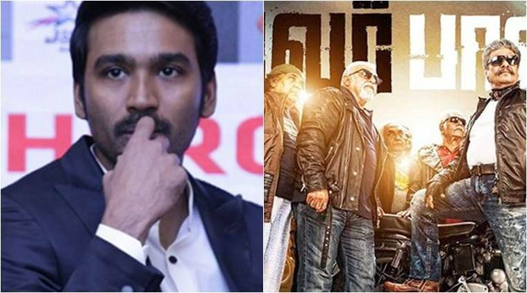 dhanush, dhanush power paandi, dhanush fan raj kiran, power paandi star cast, dhanush images