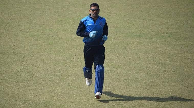 MS Dhoni, Dhoni, MS Dhoni Jharkhand, Jharkhand vs Bengal, Bengal vs Jharkhand, Vijay Hazare Trophy, Cricket news, Cricket