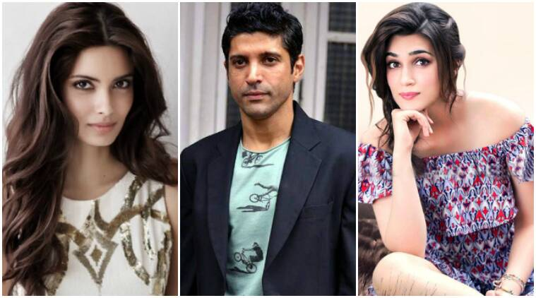 lucknow central, diana penty, lucknow central diana penty, lucknow central farhan akhtar, diana penty signs lucknow central, kriti sanon dropped from lucknow central, kriti sanon lucknow central, lucknow central starcast, lucknow central film, lucknow central bollywood film, diana penty films, diana penty news, farhan akhtar news, diana penty actor, farhan akhtar actor, kriti sanon films, kriti sanon rejects lucknow central. kriti sanon news, lucknow central news, lucknow central shooting, lucknow central final cast, lucknow central actors, bollywood news, entertainment updates, indian express, indian express news, indian express entertainment