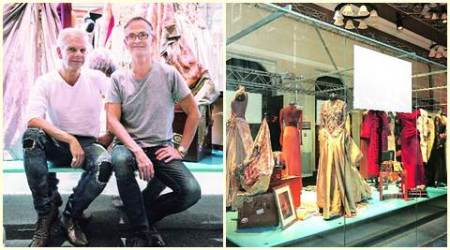 Didier Lecoanet and Hemant Sagar, Lecoanet Hemant, Paris-New Delhi, From Haute Couture to the Technologies of Elegance, Fashion news, Fashion News India, India news, National news