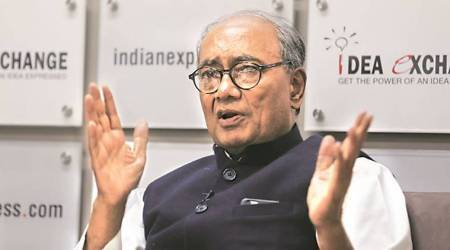 Madhya Pradesh assembly elections: Digvijaya Singh appointed chairman of coordination committee