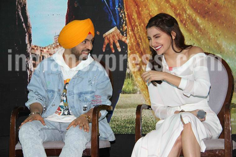 Anushka sharma, Anushka sharma phillauri, anushka sharma movie phillauri, Anushka sharma and shah rukh khan movie, anushka talks about shah rukh khan, anushka sharma ghost movie, anushka sharma movie phillauri, anushka sharma as shashi, shashi is everywhere, Anushka sharma movie updates,