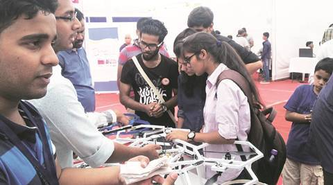 Pune: Novel ideas and innovative projects a big draw at Dipex 2017