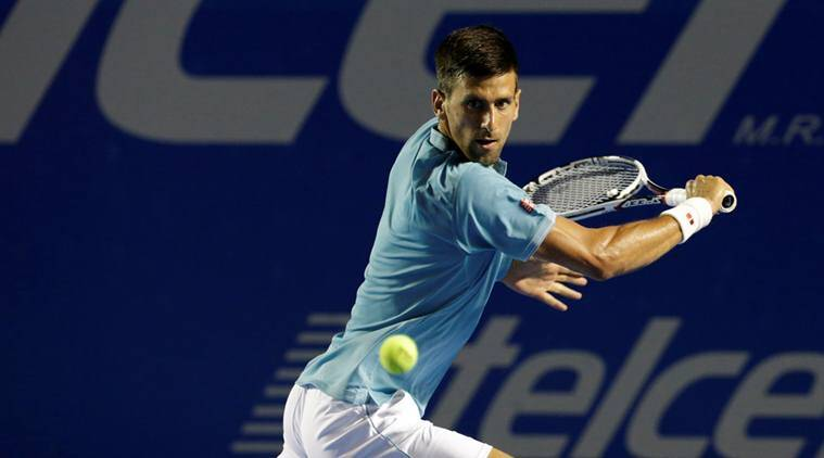 Missing Miami Title Defence Was Refreshing Says Novak Djokovic Sports News The Indian Express