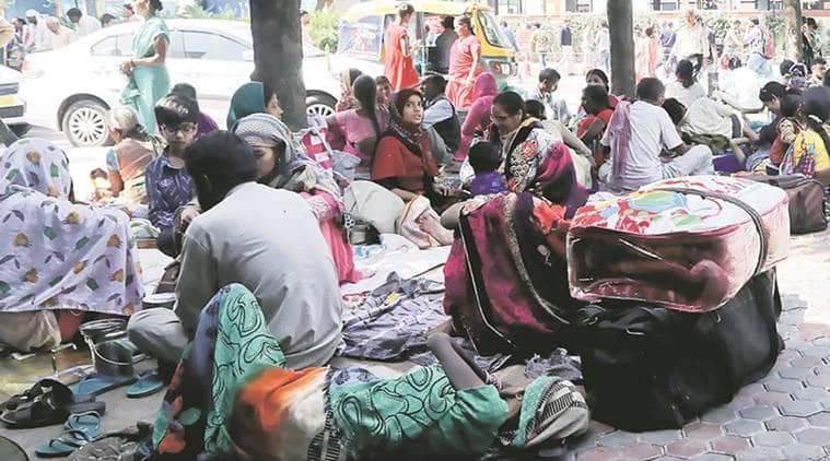 delhi doctors strike, doctors strike, doctors protest, delhi doctors protest, delhi strike doctors, delhi news, indian express news, india news