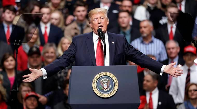 Donald Trump, Donald Trump administration, US Obamacare, Trump on Obamacare, Trump administration to replace Obamacare, Obamacare replacement, world news, indian express news