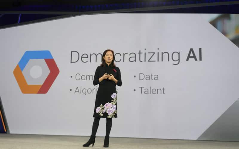 Google, Google Next 2017, Next 2017, Google Cloud Platform, Google Kaggle, Google Diane Greene, Diane Greene, Dr Fei Fei Li, Google Video API, Video intelligence API, technology, technology news