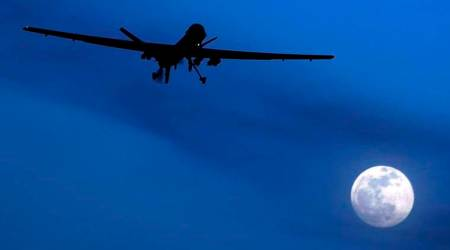 US jet shoots down Iranian drone over Syria: Report