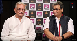 In Conversation With Gulzar & Subhash Ghai