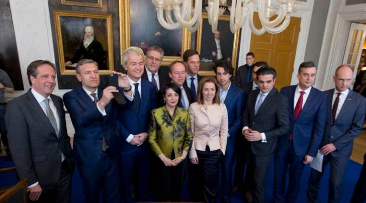 Dutch election, dutch general election, Dutch elections results, Netherlands elections, Geert Wilders, Europe, France, Germany, Italy, elections in France, elections in Germany, elections in Italy, European Union, europe anti islam, europe elections, netherlands general election, netherlands eu, Geert Wilders, netherlands opposition, netherlands islam, netherlands muslim ban, netherlands pm mark rutte, european union netherlands, indian express news, world news, latest news