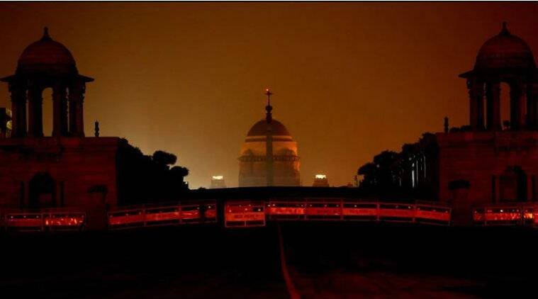 earth hour in India