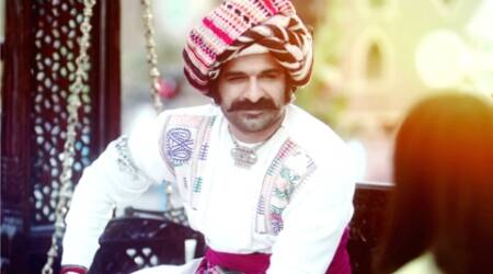 Eijaz Khan puts on 10 kg weight for new TV show Yeh Moh Moh Ke Dhaage