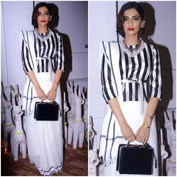 Image result for alia bhatt monochrome outfit