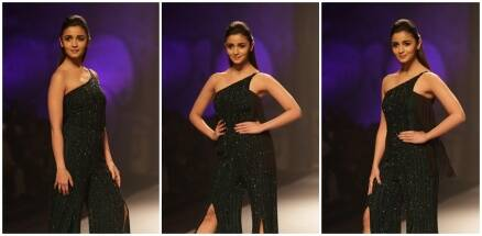 Alia bhatt, Aditi Rao Hydari, Disha Patani, Vani Kapoor, Sakshi Tanwar, Amazon indian fashion week pics, celeb walk Amazon indian fashion week pics, celebs ramp walk Amazon indian fashion week pics, celebs Amazon indian fashion week, celebs Amazon indian fashion week 2017 pics, amazon india fashion week 2017 pics, indian express, indian express entertainment, indian express news, indian express movies, indian express gallery, indian express pics
