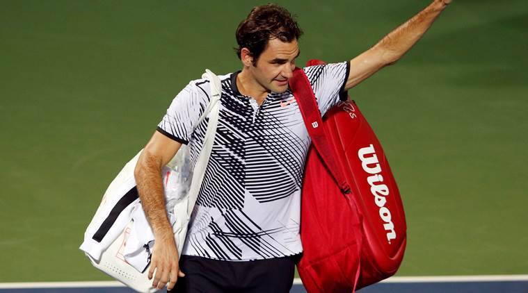 Dubai Championships: Federer out, Donskoy has last laugh