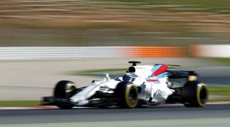 Williams look to Paddy Lowe with launch of new Formula One car