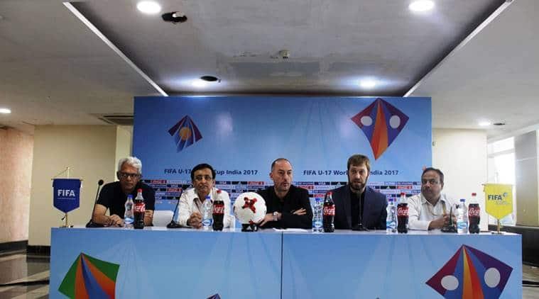 Federation Internationale de Football Association team satisfied with Guwahati stadium